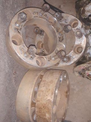 separadores suzuki sj410 o sj413