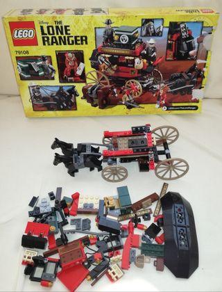 Juegos Lego Star Wars Lone Ranger