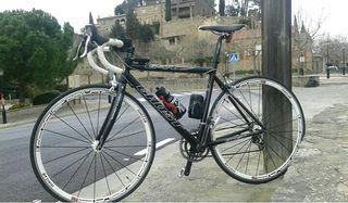 bicicleta carretera ghost