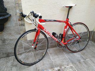 Bicicleta Specialized Tarmac Pro. Muy buen estado!