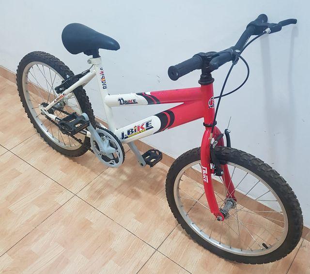Bicicleta Infantil 20 Pulgadas J. Bike.