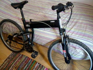 Swissbike MONTAGUE X50 Folding Mountain Bike