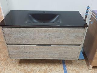 Mueble de baño 100x45 Mod M102