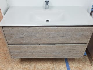 Mueble de baño 100x45 Mod M102c