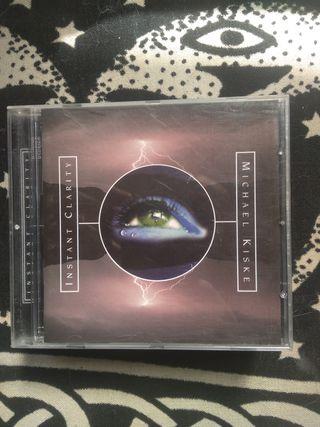 Álbum: Instant Clarity de Michael Kiske