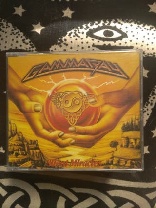 Álbum: Silent Miracles de Gammaray