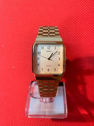 Reloj Casio cbro modelo MQ-337