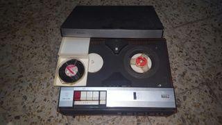 reproductor radio antiguo