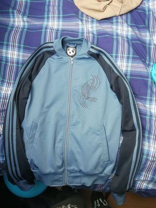 Sudadera Adidas estilo 90's