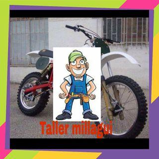 mecánico,, se arreglan toda clase de motos..