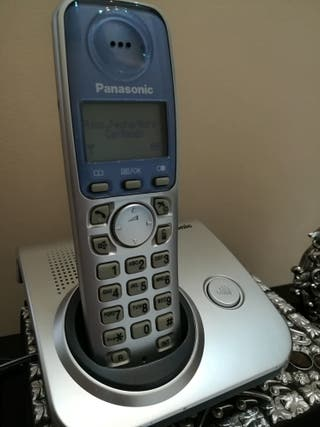 TELÉFONO INHALAMBRICO PANASONIC