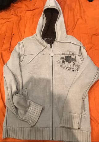 Jersey capucha Guess