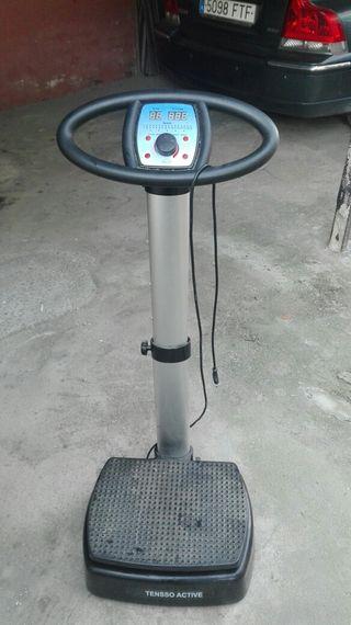 Plataforma vibradora