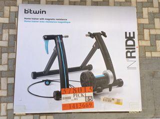Rodillo bicicleta BTWIN In'Ride