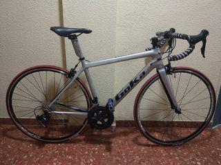 Bicicleta de carretera carbono talla 52-M