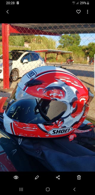 casco shoei XR1000 talla XS Regalo guantes