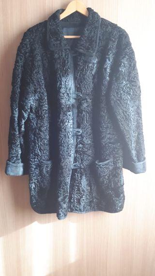 abrigo de astracán