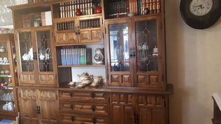 Librería estilo castellano