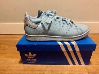 Adidas Stan smith edición especial azul