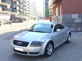 Audi TT 1.8turbo 180cv libro de revisiones impecab