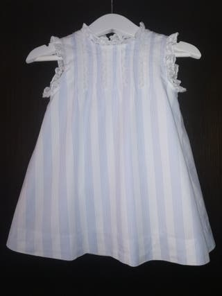 vestido Gocco 12-18 meses
