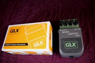 Pedal para bajo GLX Bass Limiter