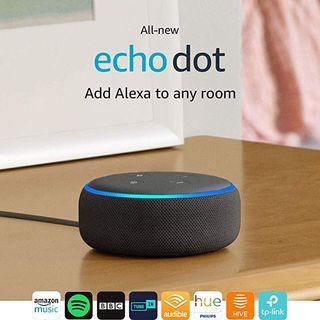Amazon Echo Dot (3rd Gen)