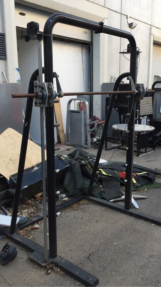 Lote máquinas gimnasio