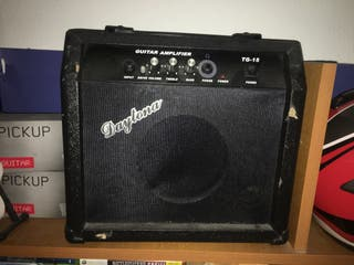 Amplificador 15w Daytona tg-15