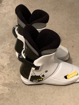 Botas esquiar junior