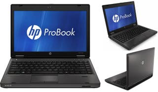 HP ProBook i5 8GB RAM con red movil