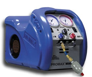 Recuperadora Gas Refrigerante - MINIMAX