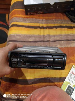 Radio USB y jack 3,5 mm