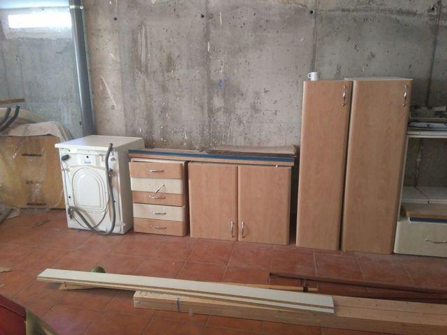 Muebles de cocina completos de segunda mano por 300 en - Muebles de cocina sueltos ...