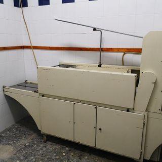máquina de rosquillas