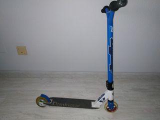 scooter dominator