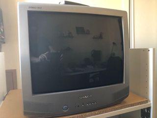 "TELEVISOR SHARP 21"""
