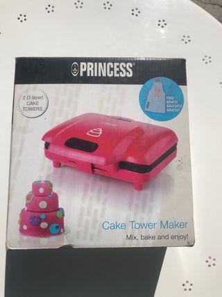 Cake Tower Maker. Princess