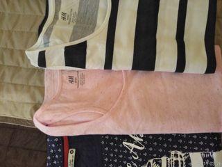 lote 3 camisetas