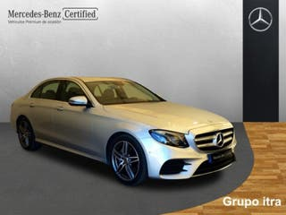 Mercedes-Benz Clase E 2018 Berlina