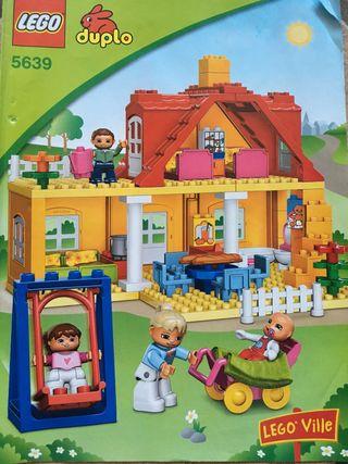 Lego duplo Villa