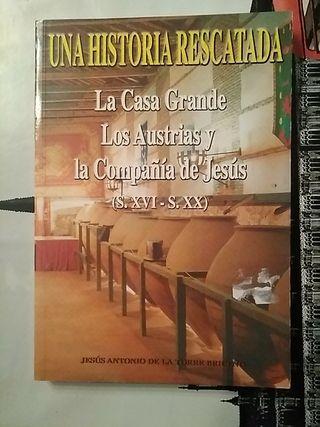 UNA HISTORIA RESCATADA: LA CASA GRANDE DE TORREJÓN