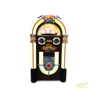 jukebok gramola estilo retro 1,20 x65 cm