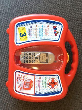 Maletín de médico juguete con móvil / sonido