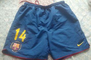Pantalón futbol original fc Barcelona Henry L