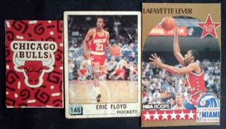 Cromos Basketball Chicago Bulls NBA y mas