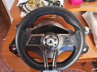 simulador para carreras de coche