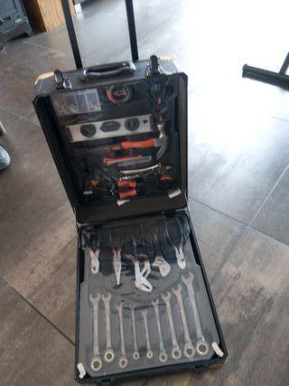 Maleta herramientas trolley