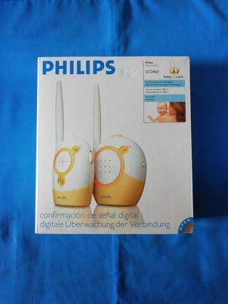 Philips Baby Monitor SCD463