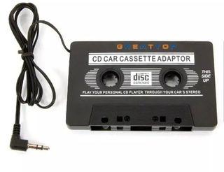 Adaptador Mp3 Cinta de Cassette